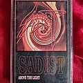 Sadist - Tape / Vinyl / CD / Recording etc - Sadist tape