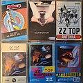 ZZ Top - Tape / Vinyl / CD / Recording etc - ZZ TOP tapes