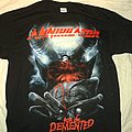 ANNIHILATOR For The Demented Tour 2017 TShirt or Longsleeve