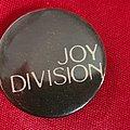 Joy Division - Pin / Badge - JOY DIVISION old 80's button badge