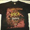 Slayer - The Unholy Alliance Chapter III Tour 2008  TShirt or Longsleeve