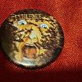 Pestilence - Pin / Badge - PESTILENCE old 80's button badge