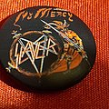 Slayer - Pin / Badge - SLAYER button badge