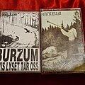 Burzum - Tape / Vinyl / CD / Recording etc - Burzum tapes