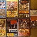 Kreator - Tape / Vinyl / CD / Recording etc - KREATOR Possessed tapes