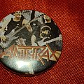 Anthrax - Pin / Badge - ANTHRAX old 80's button badge