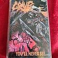 Grave - Tape / Vinyl / CD / Recording etc - GRAVE tape