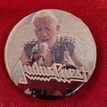 Judas Priest - Pin / Badge - JUDAS PRIEST old 80's button badge