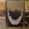 Pantera - Tape / Vinyl / CD / Recording etc - PANTERA tapes
