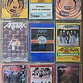 Anthrax - Tape / Vinyl / CD / Recording etc - ANTHRAX tapes