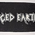 Iced Earth - Patch - ICED EARTH logo patch
