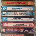 Iron Maiden - Tape / Vinyl / CD / Recording etc - IRON MAIDEN tapes