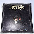 Anthrax - Patch - ANTHRAX Among The Living patch