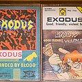 Exodus - Tape / Vinyl / CD / Recording etc - EXODUS tapes