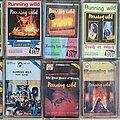 Running Wild - Tape / Vinyl / CD / Recording etc - RUNNING WILD tapes