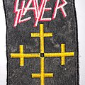 Slayer - Patch - SLAYER God Hates Us All patch