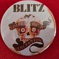 BLITZ - Pin / Badge - BLITZ old 80's button badge