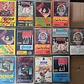 Kreator - Tape / Vinyl / CD / Recording etc - KREATOR tapes
