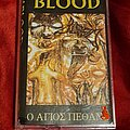 Blood - Tape / Vinyl / CD / Recording etc - Blood tape