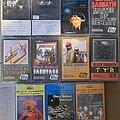 Black Sabbath - Tape / Vinyl / CD / Recording etc - Black Sabbath tapes