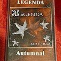 Legenda - Tape / Vinyl / CD / Recording etc - Legenda tape