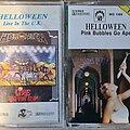 Helloween - Tape / Vinyl / CD / Recording etc - HELLOWEEN tapes