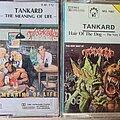 Tankard - Tape / Vinyl / CD / Recording etc - TANKARD tapes