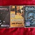 Entombed - Tape / Vinyl / CD / Recording etc - Entombed tapes
