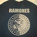 RAMONES tshirt XL