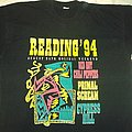 Red Hot Chilli Peppers - TShirt or Longsleeve - READING '94