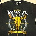 W:O:A 2009  20th Anniversary TShirt or Longsleeve