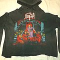 DEATH Scream Bloody Gore Hooded Top
