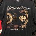 Kamelot - TShirt or Longsleeve - Kamelot - The black halo tour tee
