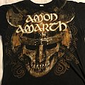 Amon Amarth skull t-shirt