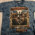 Blind Guardian Tye dye t-shirt - Imaginations from the Other Side OG 1995