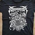 Endseeker - TShirt or Longsleeve - endseeker - flesh hammer prophecy - tshirt