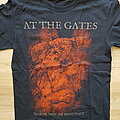 At The Gates - TShirt or Longsleeve - at the gates - to drink from the night itself tour 2019 - tshirt