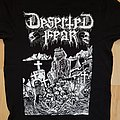 Deserted Fear - TShirt or Longsleeve - deserted fear - kingdom of worms - tshirt