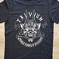 Trivium - TShirt or Longsleeve - trivium - world shogun division tour 2017 - tshirt