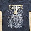 Asphyx - TShirt or Longsleeve - asphyx - 30 years of death doom domination - tshirt