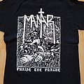 Mantar - TShirt or Longsleeve - mantar - praise the plague - tshirt