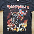 Iron Maiden - TShirt or Longsleeve - iron maiden - maiden england tour 2013 - tshirt
