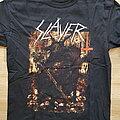 Slayer - TShirt or Longsleeve - slayer - tour 2018 - tshirt