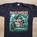 Iron Maiden - TShirt or Longsleeve - iron maiden - maiden england tour 2014 - tshirt
