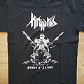 Kryptos - TShirt or Longsleeve - kryptos - armed n' lethal tour 2017 - tshirt