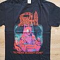Death - TShirt or Longsleeve - death - screem bloody gore - tshirt