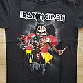 Iron Maiden - TShirt or Longsleeve - iron maiden - the book of souls world tour 2016 - germany - tshirt