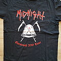 Midnight - TShirt or Longsleeve - midnight - eurotrash 2019 tour - tshirt