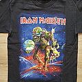 Iron Maiden - TShirt or Longsleeve - iron maiden - final frontier world tour 2011 - tshirt