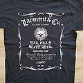 Layment - TShirt or Longsleeve - layment - rock, folk & heavy metal - tshirt